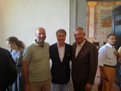 Enzo Goretti-Brunello Cucinelli, Alessandro M. Di Giulio